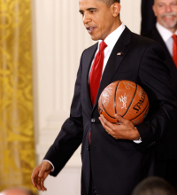 Obama Promises to Fix NBA Lockout if Re-Elected