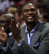 Chris Bosh to Join WNBA? LeBron Next?
