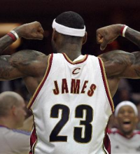LeBron James; The Test Tube Baby?